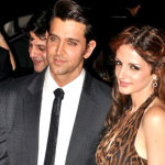Hrithik not happy with Media for Sussanne and Rampal Controversy