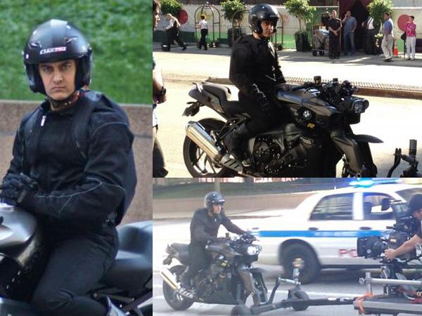 "Aamir Khan In ""Dhoom 3"" Is Exciting For Kiran Rao"