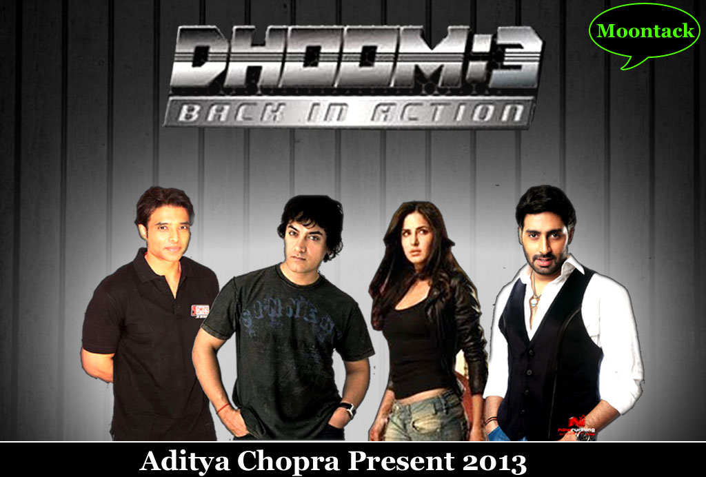 PAKISTANI BLOG: Dhoom 3 set for Release on 20th December 2013