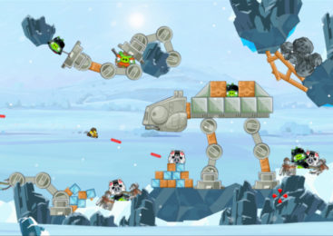 Angry Birds – The most widely played game on Android and iOs