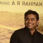 A R Rahman LA house vandalism and LA police complaint