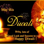 Happy Diwali SMS in English for friends and family