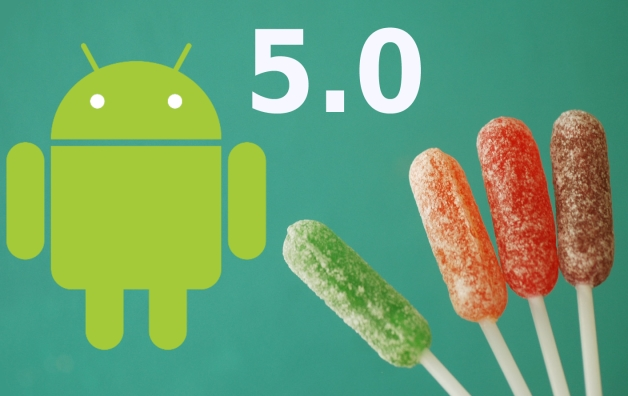 Android lollipop 5.0  –  The latest update from Android