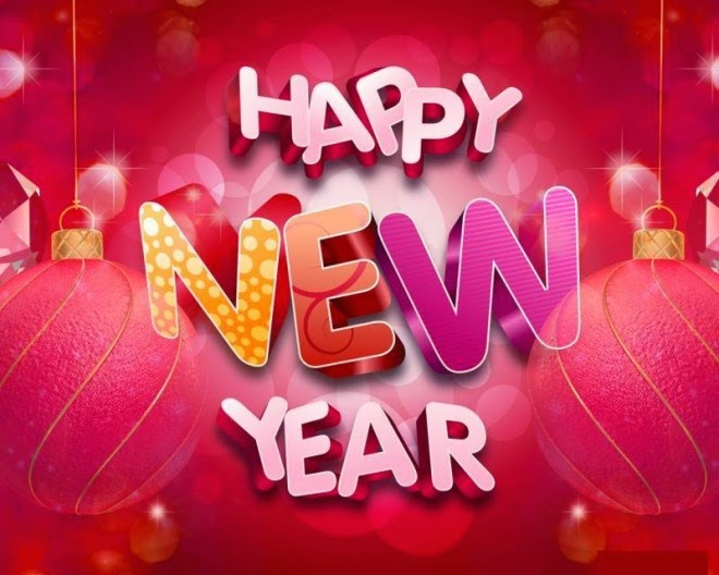 happy new year animated ecard hd