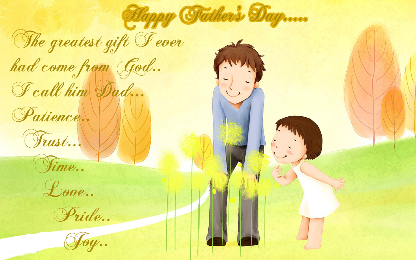 Happy Fathers day images, quotes, wishes, status