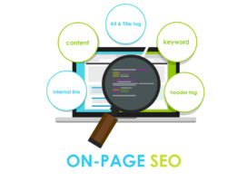 Search Engine Optimization (SEO) – On Page & Off Page