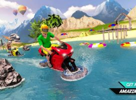 Water Surfer Bike Rider Game App Download & Install from 9apps Store
